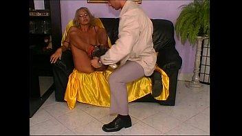 extraordinaire silver-blonde mature for your sensation