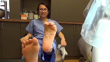 hottest japanese feet feet