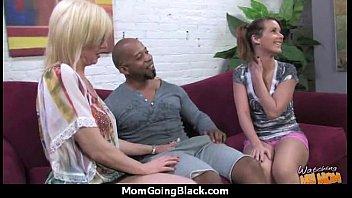 Huge Black Cock Destroys Amateur Housewife 18