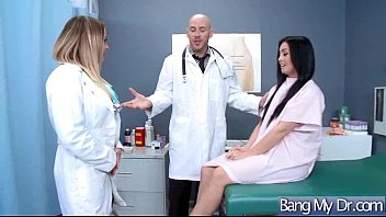 supah hot patient payton west and therapist in.