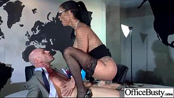 fat funbags office woman peta jensen get gonzo.