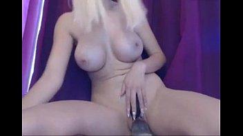 hot blonde babe fucking dildo - hotcam-girls.com