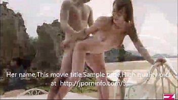 big boobs nice tits japanese girl .fuck outdoor.she is cute girl.