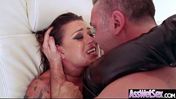 Deep Anal Sex On Tape With Big Curvy Ass Horny Girl (Eva Angelina) vid-21