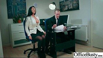 office female candi kayne with gigantic chubby jug.