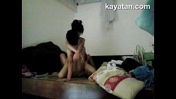 sinet up ang webcam sa kantotan nila ni pinay