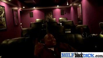 (gianna foxxx) Sluty Horny Milf On Big Black Dick In Hard Sex Act video-10