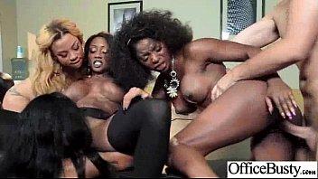 Gorgeous Girl (anya diamond jade jasmine) With Big Boobs Like Sex In Office clip-08