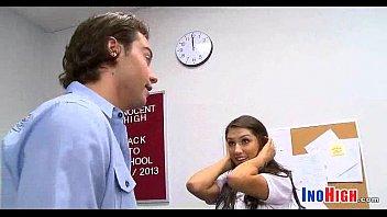 Legal teen schoolgirl gets nailed 15 2 81