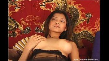 Beautiful Hairy Asian Amateur Teen