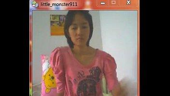thai student on cam