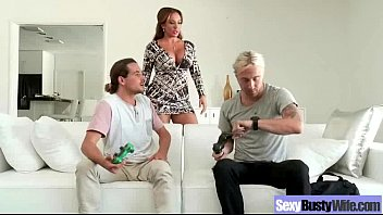 Hot Action Sex Tape With Busty Nasty Wild Mature Lady (richelle ryan) vid-22