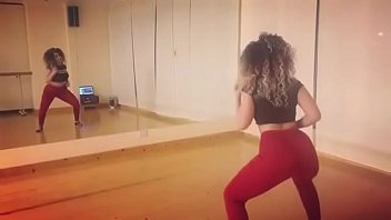 nour abu elbeeh model egypt dance