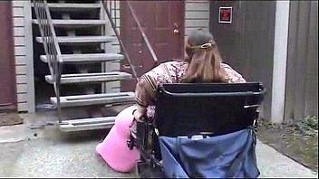 ssbbw paulee in wheelchair
