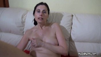 Granny finds herself some young dick