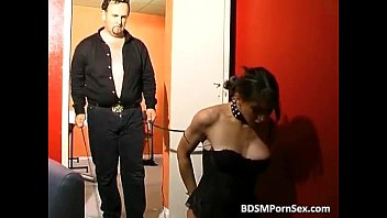 youthfull dark haired cutie gets predominated