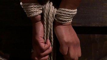 limit bondage black bound down for cootchie have.