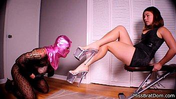 sissy satiate gal domination