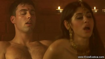 exotic duo from indian sauna
