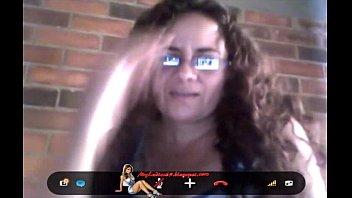 sentilde_ora espantilde_ola por skype 1
