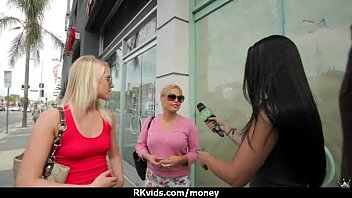 fledgling damsel accepts currency for bang-out from stranger 12