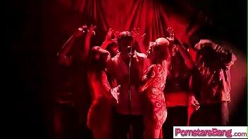 Sexy Pornstar (Abigail Mac &amp_ Jessa Rhodes) Enjoy Huge Cock In Sex Action vid-01
