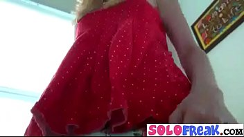 (chloe foster) Horny Solo Girl Put In Her Pussy All Kind Of Sex Stuffs clip-04