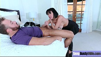 bitch housewife veronica avluv with ample chubby juggs.