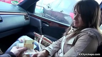 Public Dick Sucking For Cash With Czech Amateur Teen 04