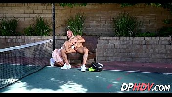 towheaded tennis slut 1 2