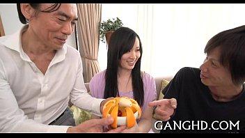 kinky japanese group-lovemaking