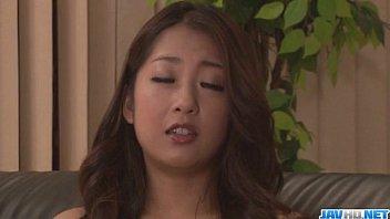 gang-plow gigs along satomi suzuki honey in crimson underwear