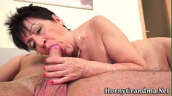 grannies older cooch cummed