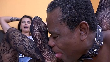 dominatrix mira - foot gimp teaching