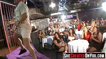 14 Slutty girls sucking cock at sex party35