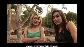 lily labeau and sinn sage in muff smashing act