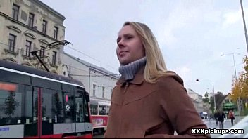 czech very first-timer mind-blowing tart banged in public 35