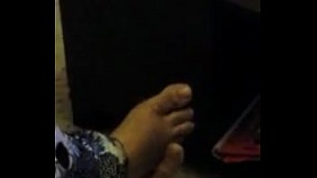 Desi bengali Aunty feet