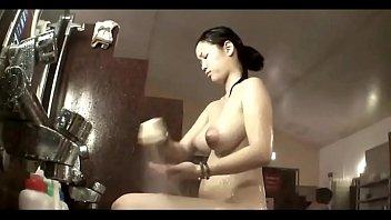 japanese bathtub palace monster boobs