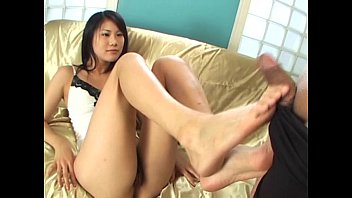 japanese foot fap with a phat.