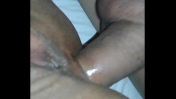 Profundo anal. A esposa dormida profundamente