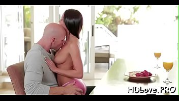 Beautiful babes hungry for cum share a huge thick one-eyed monster