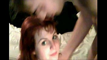 cam duo sumptuous red-haired gf
