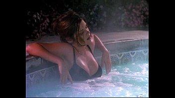 tiffani-amber thiessen beverly hills 90210 swimsuit.