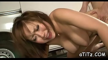 passionate japanese exhilarates with oral-orgy and.