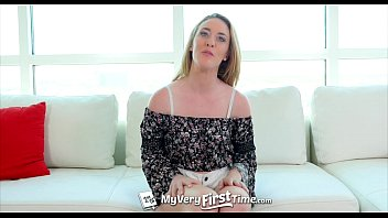 myveryfirsttime - bonnie grey gets her very first.