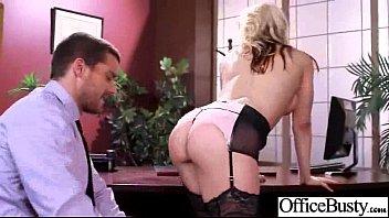 Sex In Office With Slut Horny Bigtits Girl (sarah vandella) mov-30