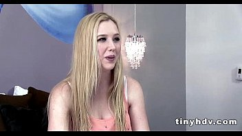 Real teen pussy streched Samantha Rone 2 41