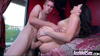 ginormous donk nymph chanel preston get lubricated up.
