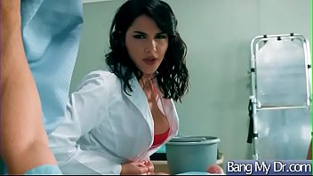 Sex Tape With Sexy Doctor And Hot Patient (Valentina Nappi) video-29